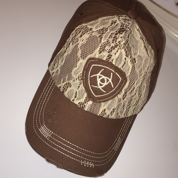 0504404e9dbd4 Ariat Accessories - Women s Ariat hat!
